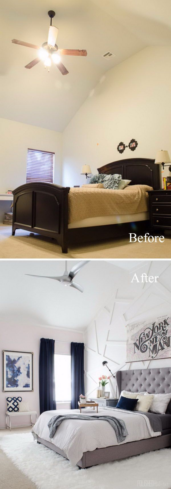 creative ways to make your small bedroom