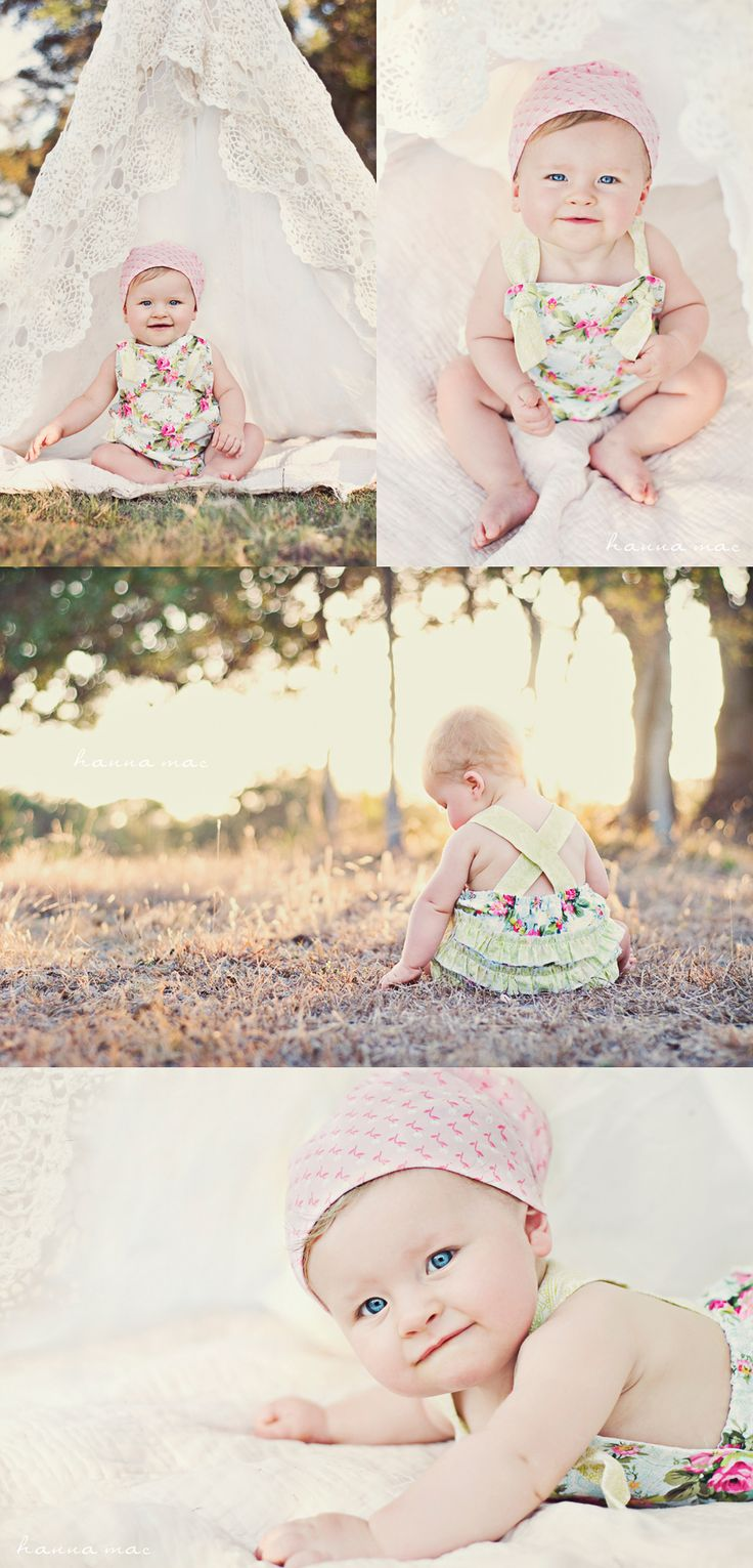 Sweet: 1St Birthday Pics, Photos Ideas, Sweet, Tent, 6 Months Photos, Photos Shoots, Baby Girls, Baby Photography, Baby Photos