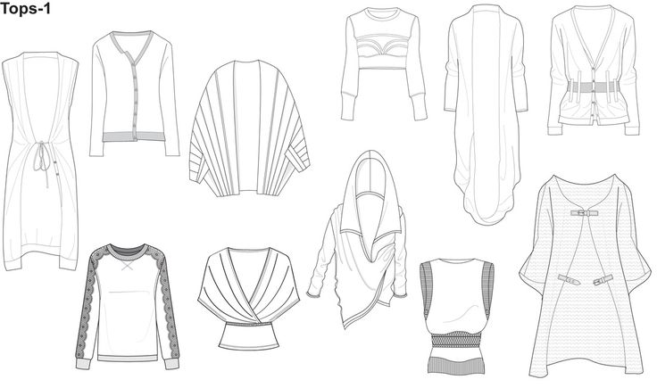 clothing templates for illustrator - 91 best images about croquis for fashion design on