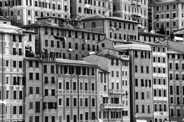 camogli (by gianni berengo gardin)