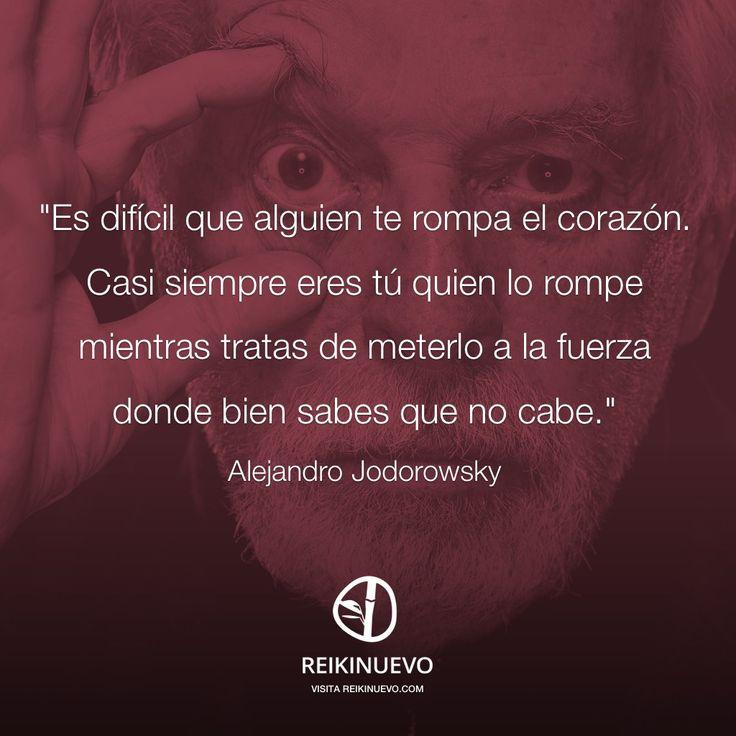Cuando alguien te rompe el corazón (Alejandro Jodorowsky) http://reikinuevo.com/cuando-alguien-rompe-corazon-alejandro-jodorowsky/