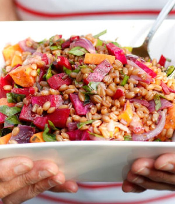 #spelt #zomerbietjes #salade