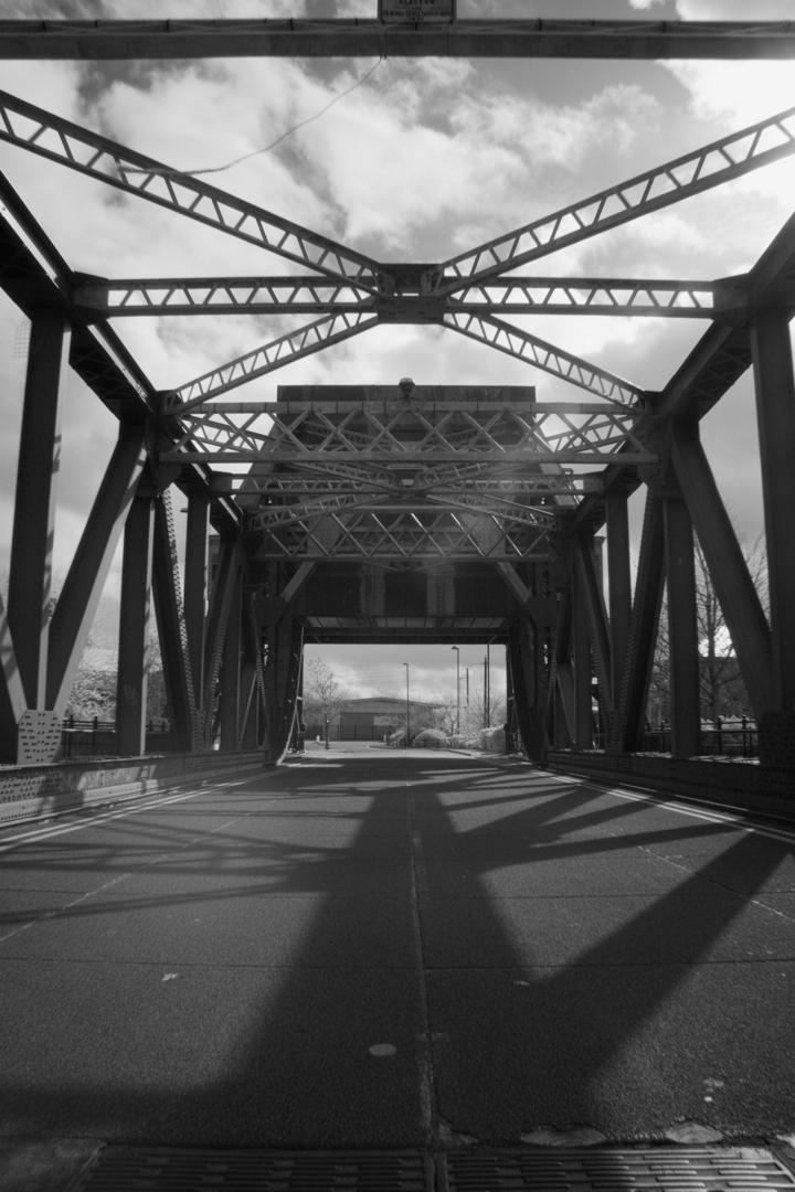 Egerton Bridge, Birkenhead, Wirral