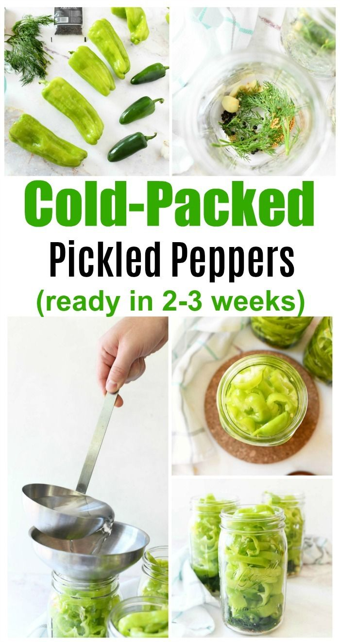 Homemade Cold Packed Pickled Peppers Recipe In 2020 Stuffed Peppers Cold Pack Summer Fruit Recipes