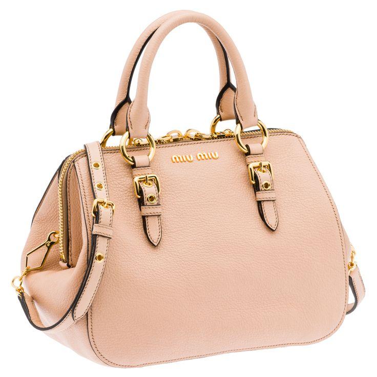 ec41dd1f493 miu miu madras leather satchel womens   Alt-Pak.Com LLC