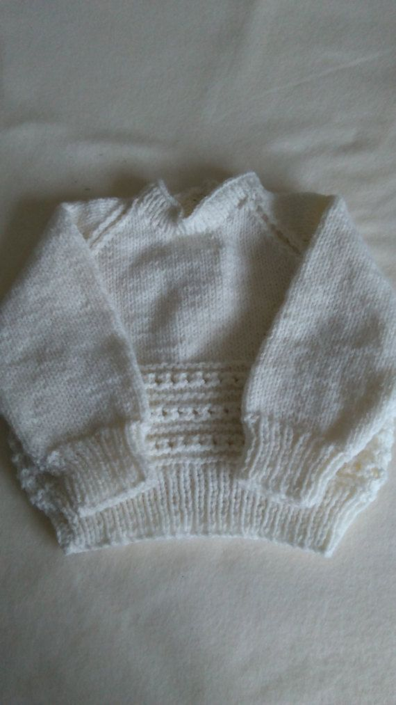 Baby Boy's 2nd Size 3-6 Months Hand by NoveltyKnitandCrafts