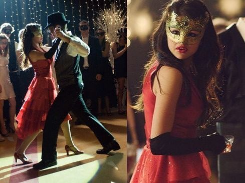 selena gomez red dress another cinderella story - Google Search