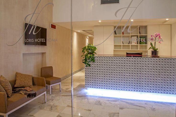 Booking.com: Floris Hotel , Roma, Italia - 1040 Comentarios de los clientes . ¡Reserva ahora tu hotel! 978€ los 5+1