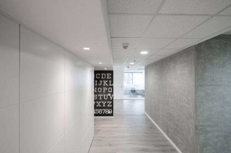 Gtech Technologies   Γραφεία   Μαρούσι   iidsk     Interior Design & Construction