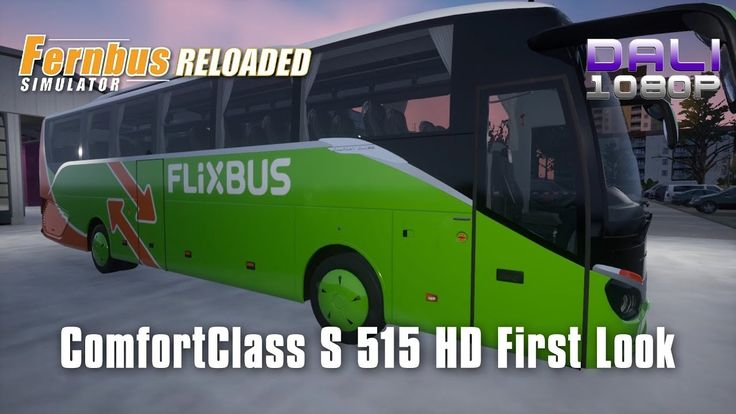 Fernbus Simulator ComfortClass S 515 HD First Look In this package, you will receive a fleet of 5 fully functional, detailed variants of the ComfortClass HD Release: November 29, 2017 Price: 12,95€ // 25% Discount until December 7, 2017: 9,70€ (prices may vary depending on your region) #FernbusSimulator #TMLStudios #simulator #Steam #YouTube #DaliHDGaming