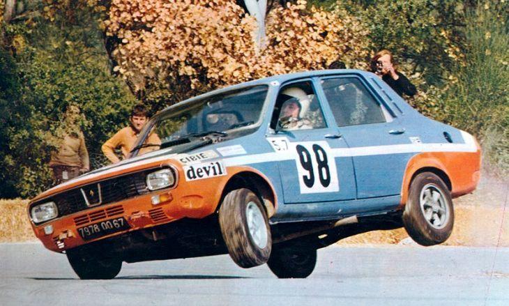 1972 Renault 12 Gordini