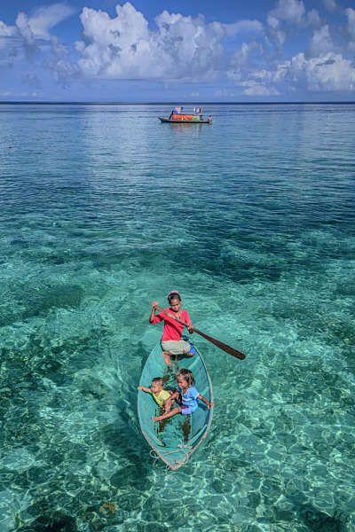 Malaysia Borneo, Mabul Island