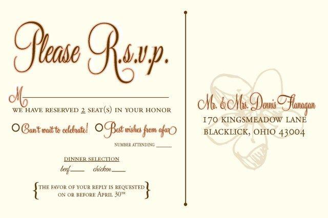 27 Pretty Picture Of Wedding Invitation Rsvp Wording Regiosfera Com Rsvp Wedding Cards Postcard Wedding Invitation Wedding Rsvp Wording