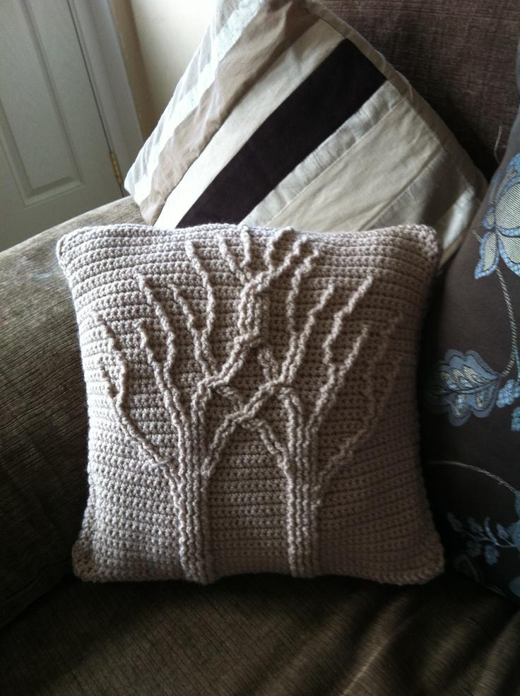 88 best Crochet Pillow images on Pinterest