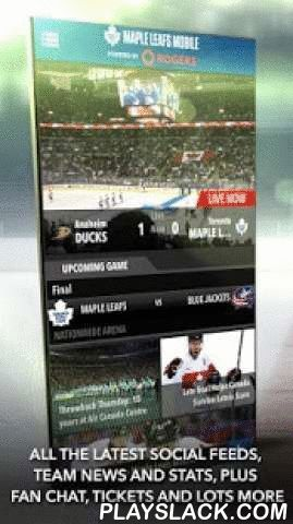 Maple Leafs Mobile  Android App - playslack.com ,  Welcome to Maple Leafs Mobile, the official App of the Toronto Maple Leafs.This is your source for all the latest news, scores, schedule information, videos, and other official content from the Maple Leafs, all on the go. Follow the game live, receive score alerts, stay up to date with the latest news and videos, and interact with other fans, all from your mobile device. Download for free today and take the Maple Leafs with you everywhere…