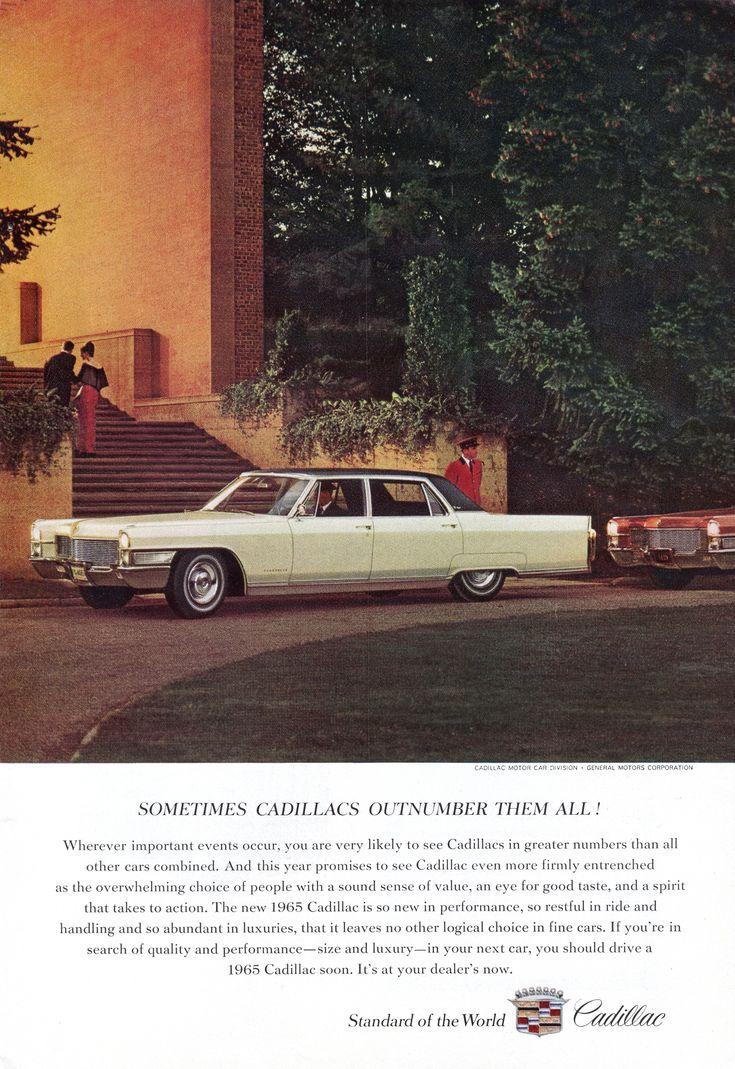 1965 cadillac ad 05 cadillachtml