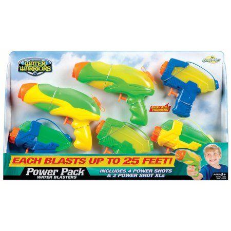 Buzz Bee Toys Air Warriors Predator