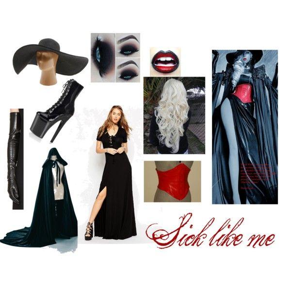 Black widow  Maria Brink  Style  Maria brink Halloween