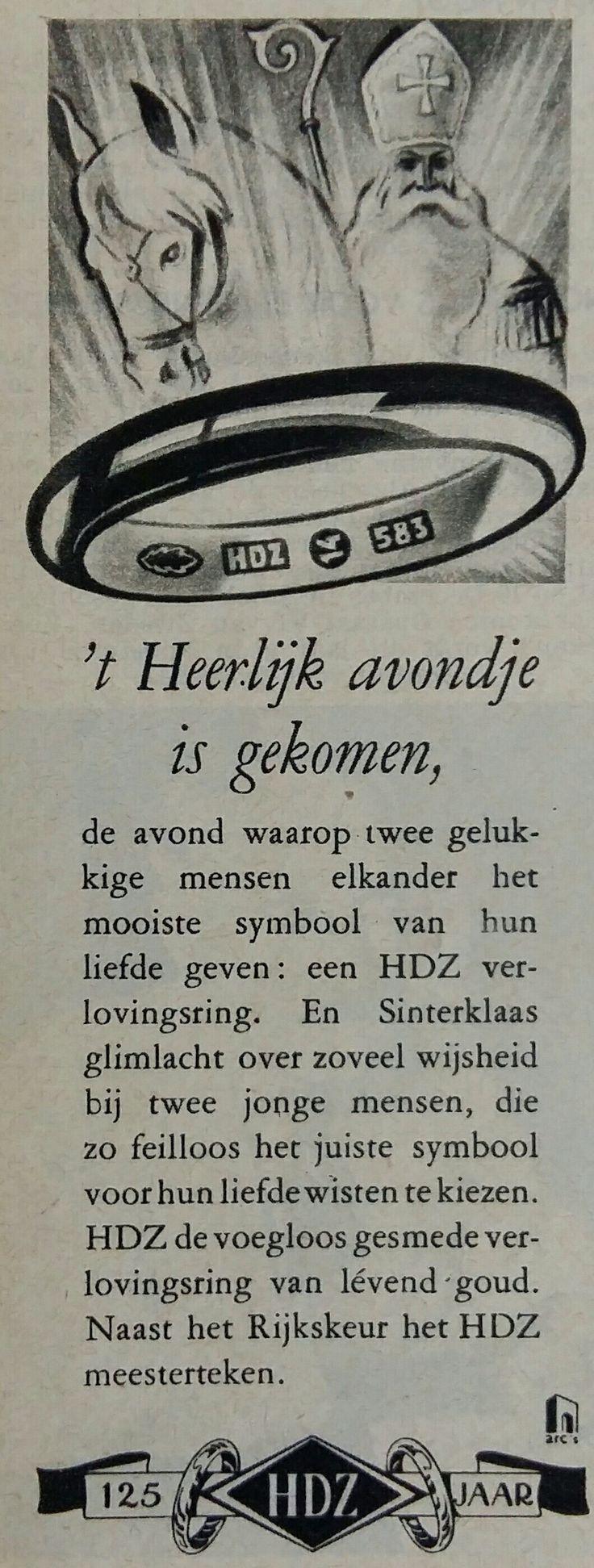 Sinterklaas advertentie