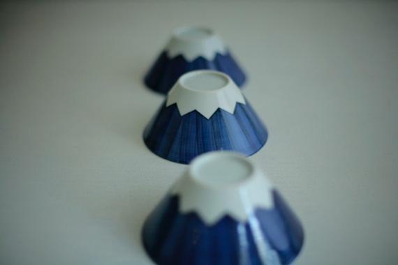 富士ちゃわん - beautiful cups