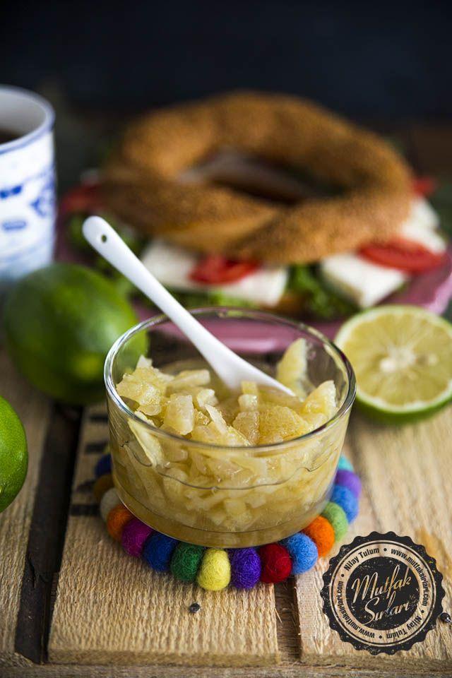 Limon Reçeli - Tarifin püf noktaları, binlerce yemek tarifi ve daha fazlası...