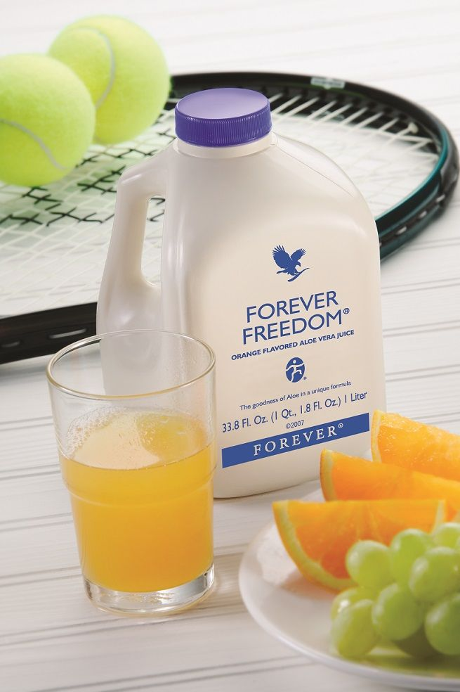 Make Forever Freedom a practical and nutritious way to start your day!