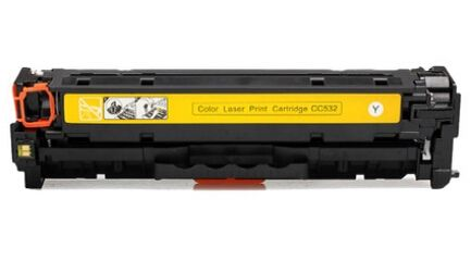 31.54$  Watch now  - For HP 532 CC532A  Yellow  Color Toner Cartridge For HP CP2025/CM2320 Laser Printer Cartridge Free shipping