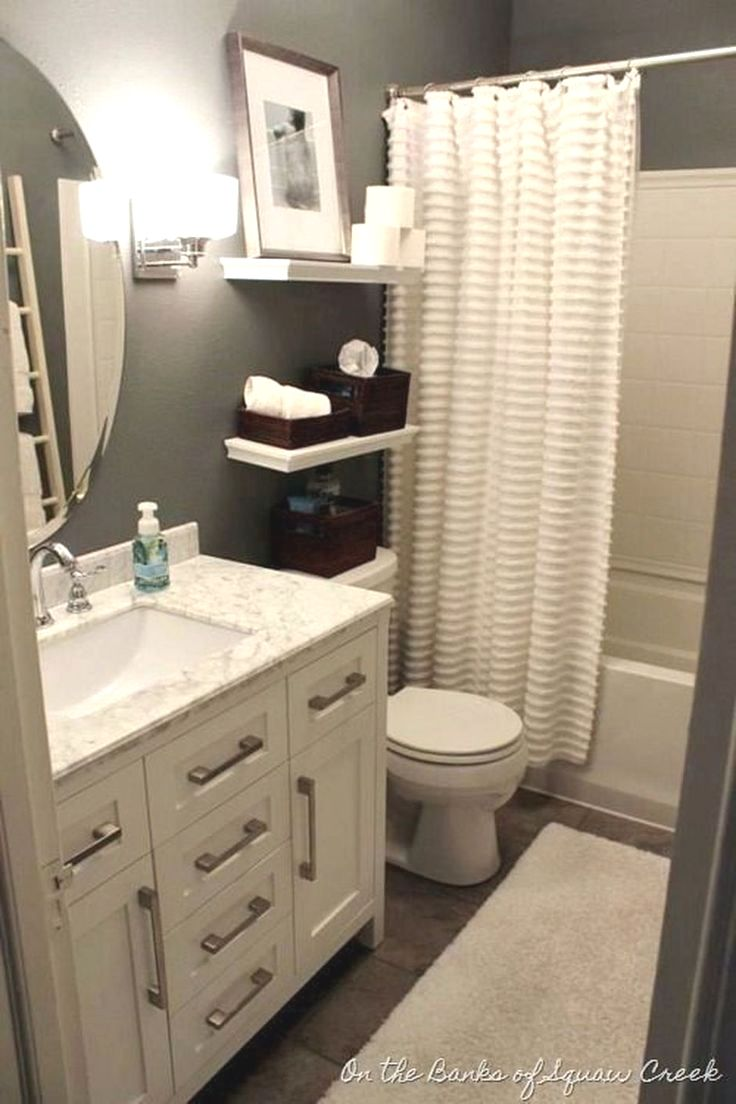 Small Bathroom Can Be Quite Challenging Especially Whenever You Are Handling Organizations F Bathroom Design Small Small Bathroom Decor Small Bathroom Remodel