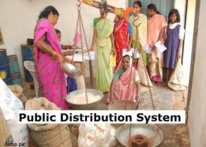 Public Distribution System (PDS) in India