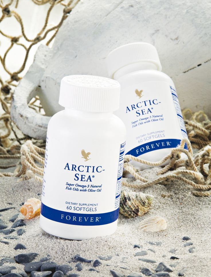 The human body needs omega-3 fatty acids but is unable to make them, so this important ingredient should be included in our diet. With its blend of natural fish and calamari oil, Forever Arctic Sea is rich in omega-3 fatty acids.