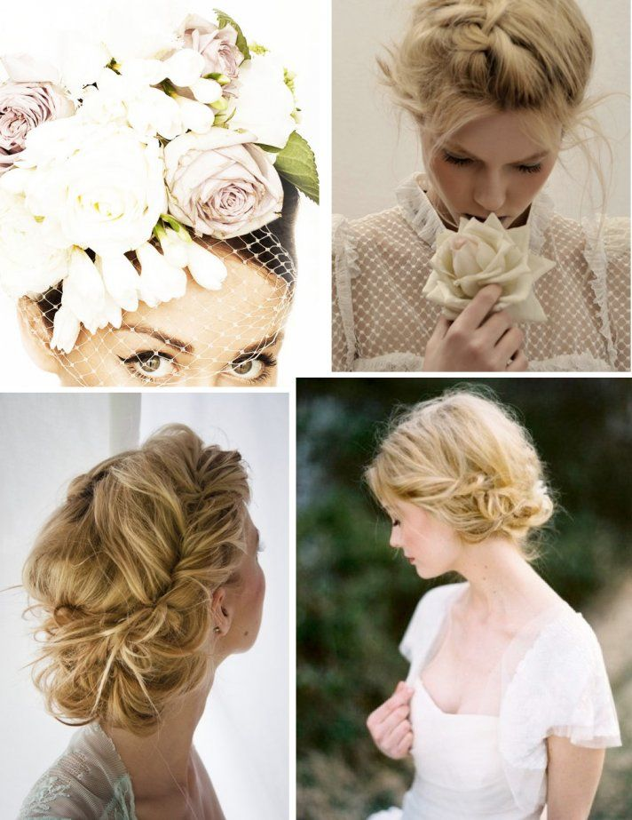 Wondrous 1000 Images About Hot Wedding Trends For 2013 4 Braids On Short Hairstyles Gunalazisus