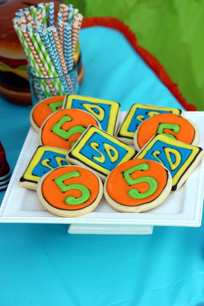 22 best Scooby Doo Birthday images on Pinterest Birthday party