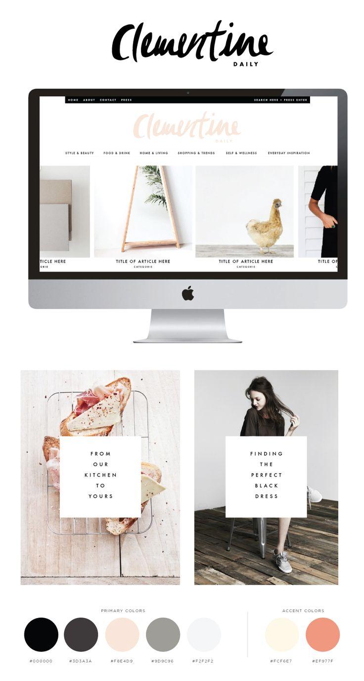 Erin Jane - Portfolio website