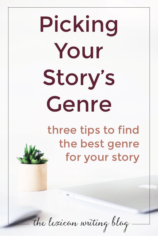 Pick Your Story's Genre | Know Your Genre