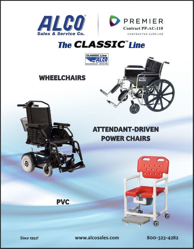 Premier GPO Members can take advantage of a discount on all of these products
