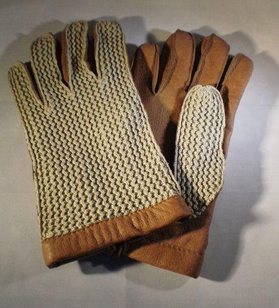 klassieke rijders handschoenen Laimbock leer door ProfessorVintage