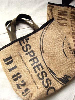 Coffee Bean Bag purse