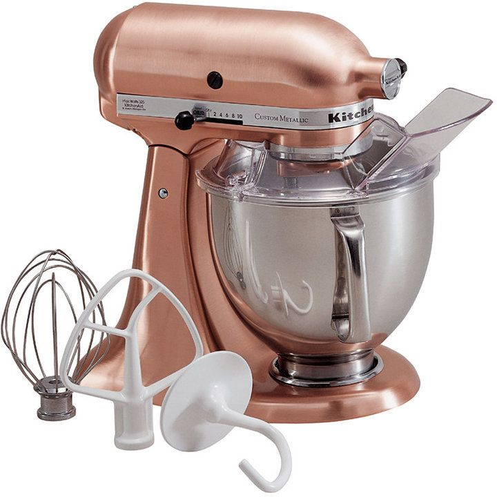 Custom Color Kitchen Aid Mixer