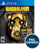 Borderlands: The Handsome Collection - PRE-Owned - PlayStation 4, Multi, PREOWNED