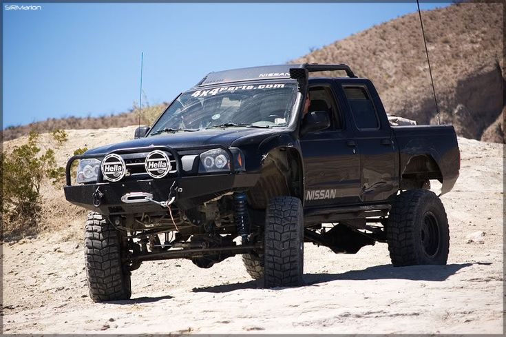 offroad nissan frontier picture of ur nissan off road pinterest nissan offroad and 4x4. Black Bedroom Furniture Sets. Home Design Ideas
