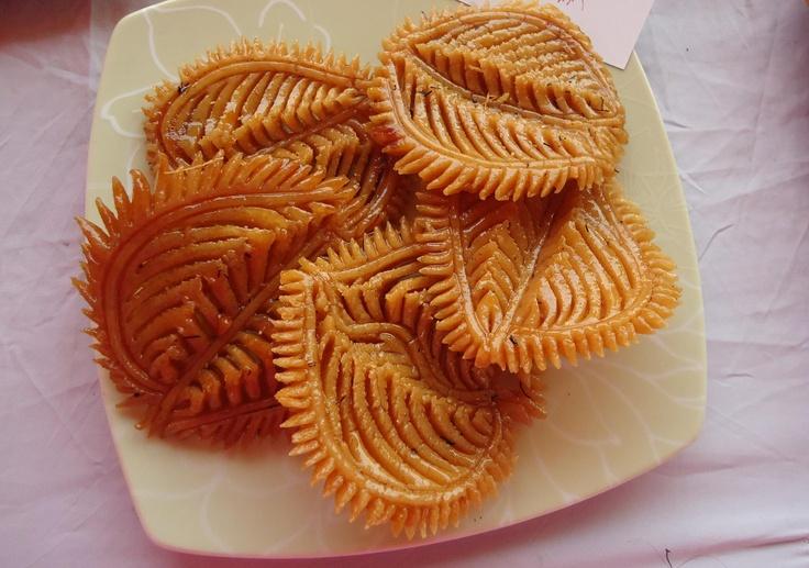 Sweets: Nokshi Pitha