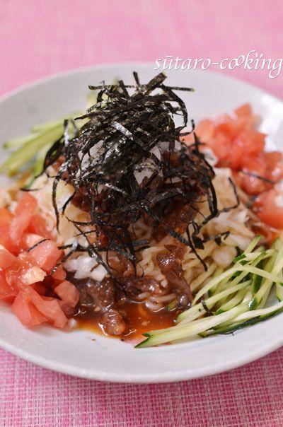 焼肉冷やし中華 by すー太郎さん | レシピブログ - 料理ブログのレシピ ... 焼肉冷やし中華 レシピ. 焼肉冷やし中華