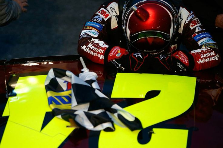 An Emotional 93rd and final win for Jeff Gordon