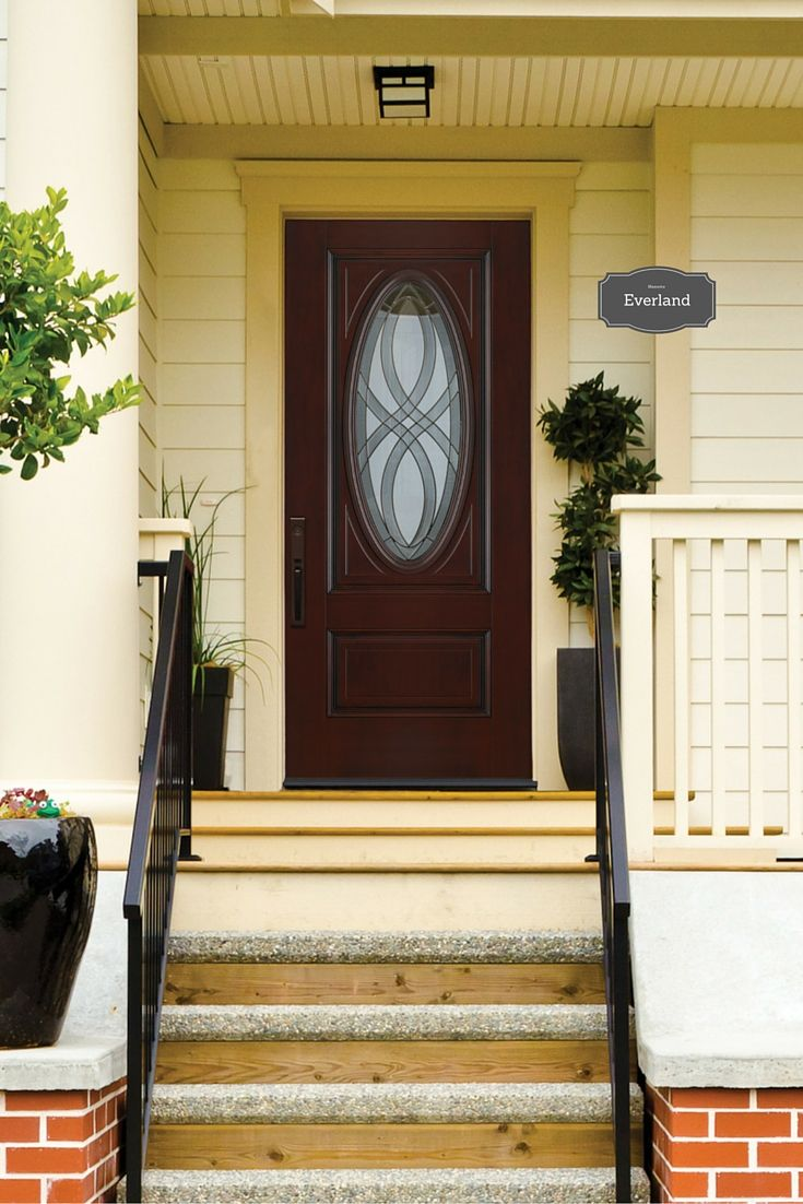 Lovely Entry Doors with Peepholes