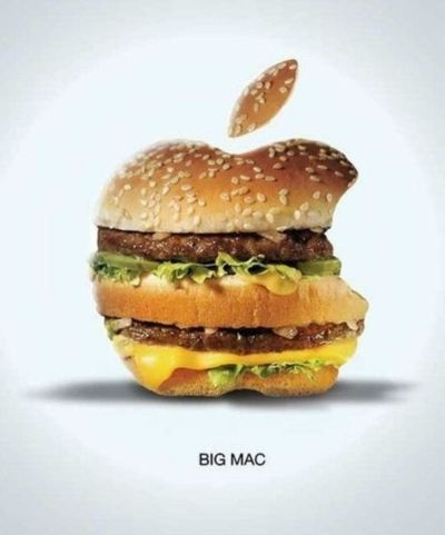 21 best images about wallpapers on pinterest touch me - Fast good cuisine big mac ...