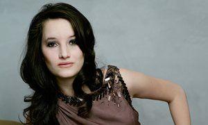 Soprano Anna Prohaska.