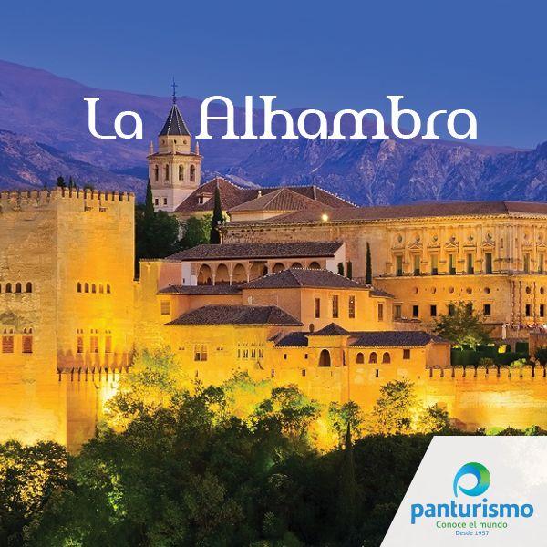 Sabías qué la Alhambra en el 2011 se convirtió en el monumento más visitado de España, recibiendo la cifra histórica de 2.310.764 visitantes.