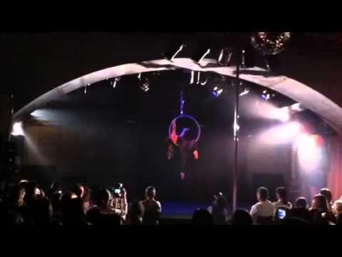 Aerial Hoop エアリアルフープ - Masayo Okamoto
