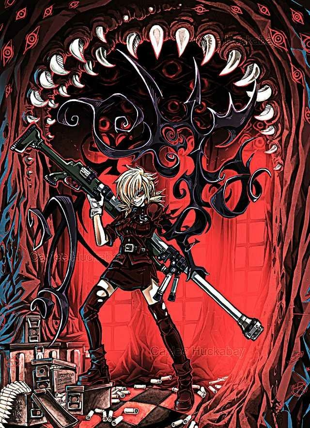 Pin by Danielle Hickman on anime Hellsing ultimate anime