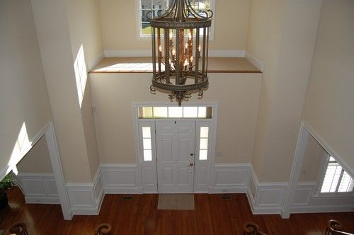 Front Foyer Jobs : Delicious decor how to decorate a high ledge in